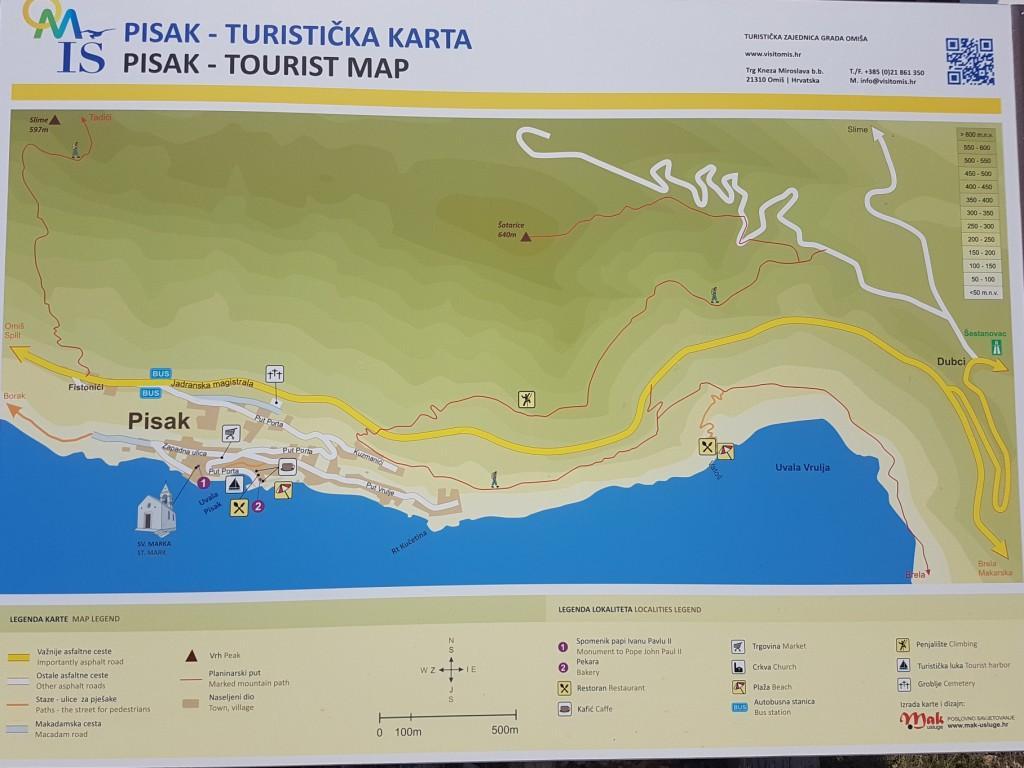 Planinarska mapa